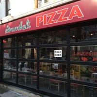 Photo taken at Stromboli Pizza by AndresT5 on 2/10/2013