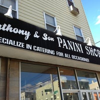 Photo taken at Anthony & Son Panini Shoppe by AndresT5 on 1/31/2013