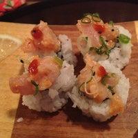 Photo taken at Hana Japanese Eatery by Denise C. on 2/13/2013