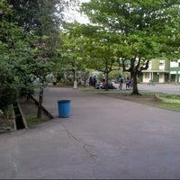 Photo taken at SMA Santu Petrus by Yolanda R. on 8/16/2013