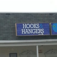 Photo taken at Hooks & Hangers Quality Resale Store by Carol O. on 3/2/2013