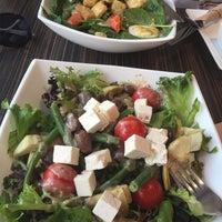 Photo taken at Café Santé Veritas by Haithem B. on 9/6/2015