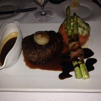 Photo taken at Russell's Steaks, Chops, & More by Haithem B. on 10/1/2014