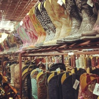 Photo taken at Allens Boots by Meg C. on 11/10/2012