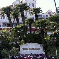 Photo prise au Hotel del Coronado par Charmaine D. le5/2/2013