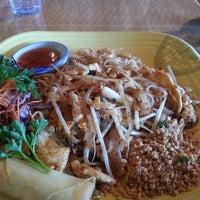 Photo taken at Yupha's Thai Kitchen by Norean on 2/28/2013