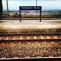 Photo taken at Stazione Falconara Marittima by Cristian S. on 4/13/2013