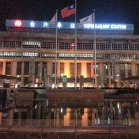 Photo taken at MRT Taipei Main Station by Elaine W. on 11/7/2012