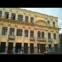 Photo taken at Teatro Popular Melico Salazar by 🌞Juan Cancio 🌞 on 4/17/2013