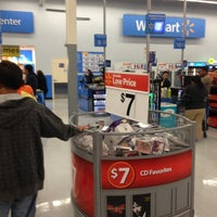 Photo taken at Walmart by Andrew P. on 10/23/2012