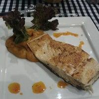 Photo taken at Gino's Ristorante & Pasticceria by Gerardo S. on 12/14/2012
