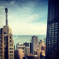 Photo taken at Four Seasons Hotel Chicago by Brian D. on 4/27/2013