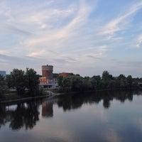 Photo taken at Donau by Svetlana T. on 7/19/2015