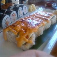 Foto tomada en Sushi Maki Coral Gables por itsHECTORNOW el 11/9/2012