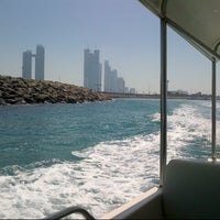 Photo taken at The Yacht Club نادي اليخوت by Salma S. on 3/14/2013