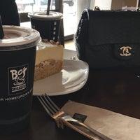 Photo taken at Bo's Coffee by Halidegül S. on 5/9/2017