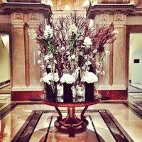Снимок сделан в Four Seasons Hotel Lion Palace St. Petersburg пользователем Anna B. 7/15/2013