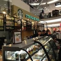 Снимок сделан в Starbucks пользователем Anna B. 3/30/2013