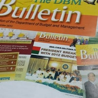 Photo taken at Department of Budget and Management by Boyet C. on 6/23/2014