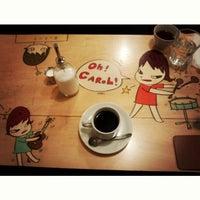 Photo taken at A to Z Cafe by Yoshiko K. on 11/22/2012