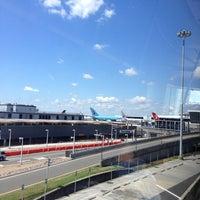 Photo taken at JFK AirTrain - Lefferts Boulevard by Bakhtimurod A. on 8/4/2013