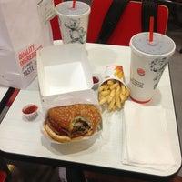 Photo taken at Burger King by Bakhtimurod A. on 6/25/2013