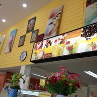 Photo taken at Ha Chai Ice~cream by Jahjaa N. on 12/25/2012