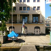 Photo taken at Touristenhaus Grünau by Pavel C. on 5/4/2014