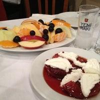 Photo taken at Refik Restaurant by Sabriye Y. on 11/23/2012