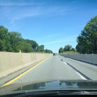 Photo taken at Interstate 476 (Northeast Extension) by Clayton L. on 5/27/2013