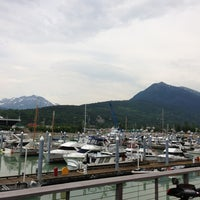 Photo taken at Skagway Harbor by Brian R. on 6/25/2013