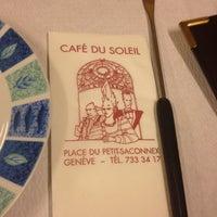 Photo prise au Café du Soleil par Em le11/27/2012