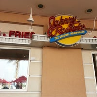 Photo taken at Johnny Rockets by fai a. on 11/11/2012