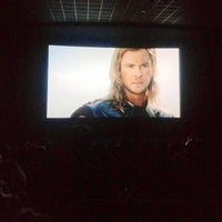 Photo taken at AMC-iMAX by Jackie B. on 11/10/2013