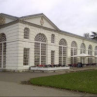 Photo taken at The Orangery by Dan P. on 1/4/2013