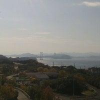 Photo taken at 淡路島南PA (上り) by Fankey p. on 10/22/2012