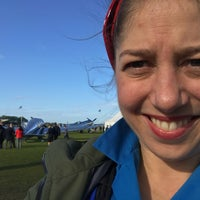 Photo taken at Goodwood Airfield by Jasmine A. on 9/9/2017