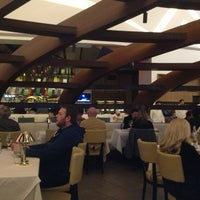 Photo taken at Mastro's Ocean Club by Jim R. on 2/1/2013