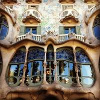 7/6/2013에 Gil G.님이 Casa Batlló에서 찍은 사진