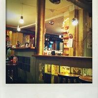 Das Foto wurde bei Café Morgenrot von Annabel W. am 11/11/2012 aufgenommen