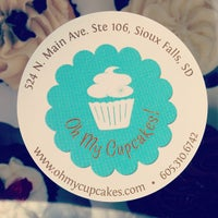 Photo taken at Oh My Cupcakes! by Oh My Cupcakes! on 8/5/2013