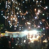 Photo taken at Parque Central de Antiguo Cuscatlán by Min V. on 12/28/2012