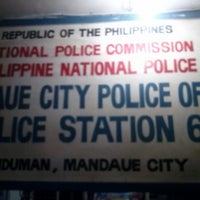 Photo taken at mandaue city police office station 6 by giovanni g. on 3/25/2013