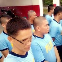 Photo taken at mandaue city police office station 6 by giovanni g. on 7/15/2014