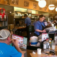 Photo taken at Waffle House by John F. on 5/19/2013