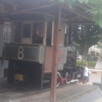 Photo taken at Trem das Águas by Ana C. on 2/7/2015