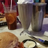 Photo taken at Zebb's Deluxe Grill & Bar by Jeanne C. on 10/10/2015