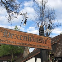 Photo taken at Hexenhäusle by Benjamin M. on 4/22/2017