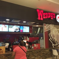 Photo taken at Wendy's by Robert A. on 7/4/2016