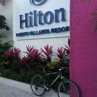 Photo taken at Hilton Resort by Bicita V. on 3/18/2013